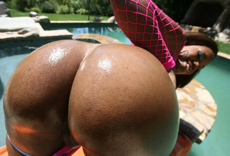 Big Black Butt